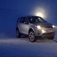 Overdrive puts Discovery Sport to test on harshest terrain