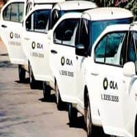 Ola raises $350 million at valuation of $3.5 billion