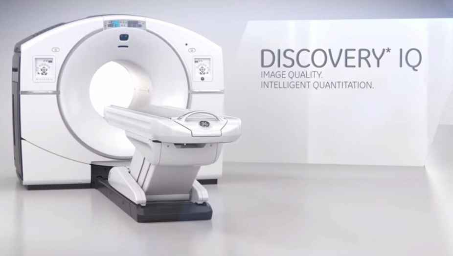 GE Step Ahead : Discovery IQ PET/CT - Excellent quality, zero compromise