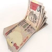 Indian rupees will likely trade negative bias : Sharekhan