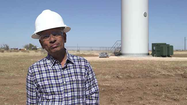 GE Step Ahead : Why Chandrasekhar chose Predix for his wind farm