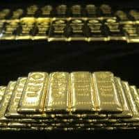 Gold slides to 3-month low as dollar soars after Yellen comments