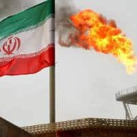 As Iran's oil exports surge, overseas tankers help ship its fuel