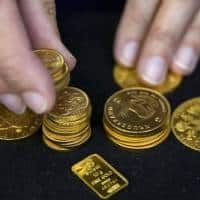 Gold races to 2-year high as investors seek refuge from Brexit
