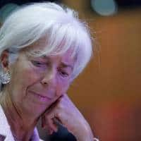 Global growth forecast revised downward on Brexit: IMF's Lagarde