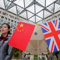 UK and China regulators discuss framework for financial projects