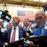 Wall Street rallies after Fed stands pat on rates