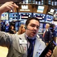 US stocks gain on widening Clinton lead, oil surges