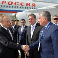 Russia's Rosneft boss Igor Sechin says no to OPEC oil cut/freeze