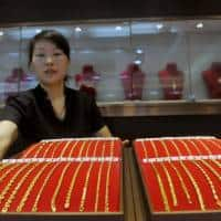 China gold demand to stay firm at 900-1,000 tonnes in 2017: WGC
