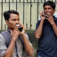 India's tobacco industry, govt face off ahead of WHO conference