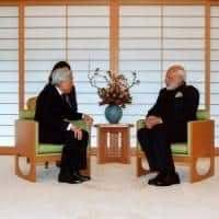 Japan, India sign nuclear pact for non-military use