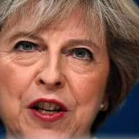 British PM to unveil industrial strategy to spur ambitious ideas