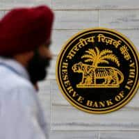 RBI intervenes as rupee falls to near record low