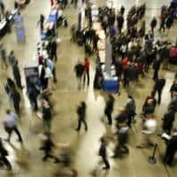 US payrolls rise solidly; jobless rate at 9-year low