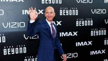 Jeff Bezos passes Buffett, becomes third-richest person: Forbes