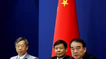 China signals growth,not political disputes, should dominate G20