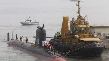 Sensitive data on Scorpene submarines leaked, seeks Parrikar