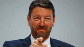 New Adidas CEO sets off in pursuit of Nike