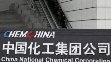 ChemChina, Sinochem in talks on possible $100 bn merger: Sources