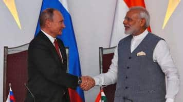 India and Russia sign energy, defence deals worth billions