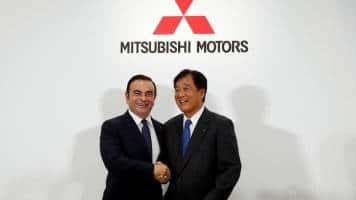 Nissan completes takeover of Mitsubishi, keeps embattled chief
