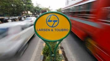 Government raises 2,100 crore from share sale in L&T: Report