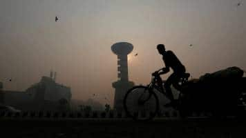 Smog lifts, but companies' view of polluted Delhi skies is dim