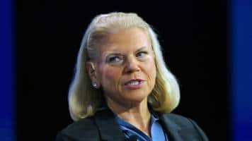 IBM to hire Americans as tech executives set to meet Trump