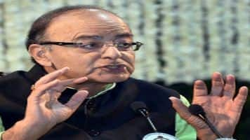 Aadhaar legislation is a money bill: Arun Jaitley in Lok Sabha