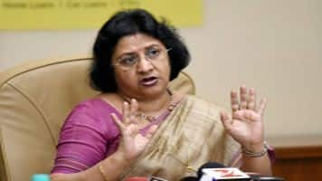 SBI chief moots dedicated spectrum for financial transactions