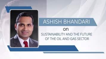 Ashish Bhandari on Sustainability & future of Oil & Gas