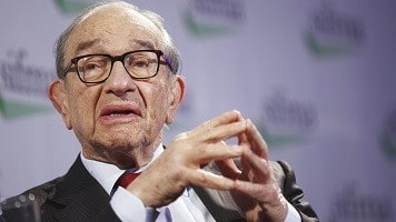 See sluggish growth ahead, with signs of inflation: Greenspan