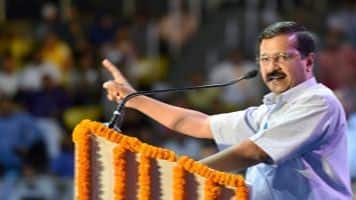 Captain Amarinder's elevation won't save Congress: Kejriwal