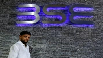 M-cap of BSE-listed firms hits record high of Rs 108 lakh cr