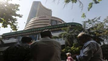 Nifty hovers around 7750, Sensex firm; Infibeam shares surge 8%