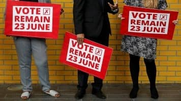 'Brexit' vote: Britain divided on eve of key EU referendum