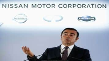 Nissan to name CEO Ghosn as chairman of Mitsubishi Motors:Report