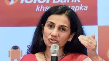 Don't expect lending rates to fall further: ICICI's Kochhar