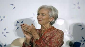IMF's Christine Lagarde warns G20 to avoid 'low-growth trap'
