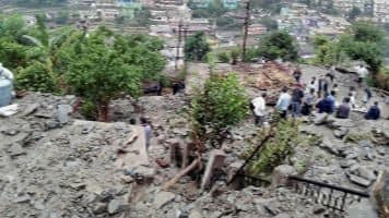Earthquake of 5.8 magnitude hits Uttarakhand, northern India