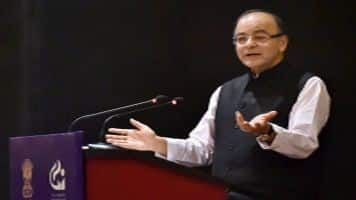 Jaitley reviews progress of NIIF, discusses infra projects