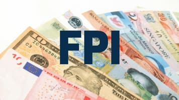 FPI outflows at Rs 5,100 cr in Jan over economic growth concerns