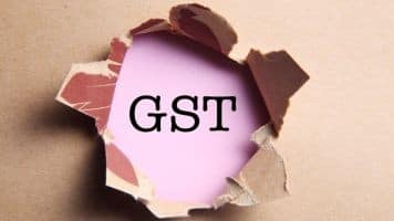 Infographic: GST's impact on various sectors decoded