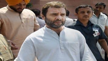 PM running away from debate, democracy under threat: Opp