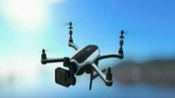 Drones may help set up 5G wireless networks in urban areas