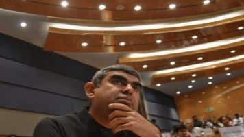 Top investor backs CEO Sikka in founders spat with Infosys board