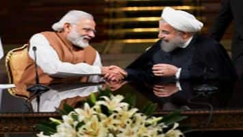 India looks forward to strengthen cooperation with Iran: Prez