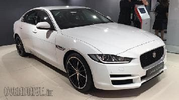 2016 Auto Expo: Jaguar XE launched in India at Rs 39.90 lakh