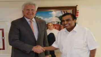 RIL, GE form global partnership for $25 bn industrial IoT biz